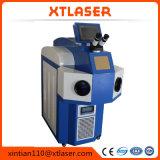Preço Desktop da máquina do soldador do laser da jóia de China 150W 200W mini para a venda