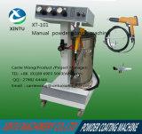 Лакировочная машина порошка аттестации Xt-101 Ce цены по прейскуранту завода-изготовителя ручная электростатическая