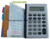 Calculatrice promotionnelle de Hosptial de calculatrice médiale de Bsa (DSC 7917)