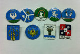 O Pin por atacado do esmalte de Hared Badges emblemas do metal dos pinos do Lapel
