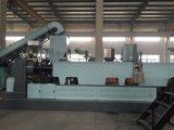 500kg/H gewaschener Film, der Maschinen-und Plastikgranulierer aufbereitet