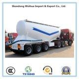 반 중국 조밀한 30cbm 40t 대량 시멘트 탱크 트레일러 제조자