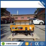 Macchina automatica dell'intonaco della rappresentazione della betoniera della pompa per calcestruzzo per lo strumento della costruzione