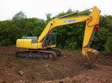 Excavador del excavador XCMG de China Carretero