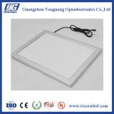Hotsale: YGY22 caixa leve do diodo emissor de luz da espessura instantânea do quadro 22mm