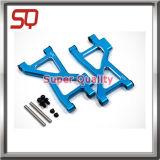 Precisione di CNC che elabora i pezzi meccanici di alluminio e di macinazioni