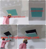 Decken-Zugangsklappe/Zugangstür mit wasserbeständigem Gips-Vorstand 600X450mm