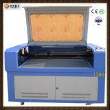 Hohe Präzisions-Laser-Stich und Ausschnitt-Maschine
