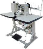 Máquina de costura do Moccasin dobro da agulha