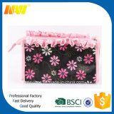 Form-Dame Lace Cosmetic Bag mit Farbband