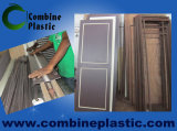Azotea ligera, partición, tarjeta/hoja materiales de la espuma del PVC de la decoración