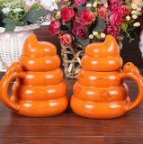 Tazza di caffè su ordinazione di ceramica divertente della tazza di tè della novità per il regalo