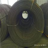 Draad van het Ijzer van de Rollen SAE 1006b/1008b/1010b 6.0mm van Tangshan de Milde voor Construciton