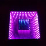 結婚式Decoration 3D RGB 3in1 Illusion Mirror Infinity LED Dance Floor