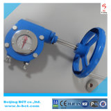 Color Bct-Agv-01 de la plata del rectángulo del gusano del engranaje de la aleación de aluminio