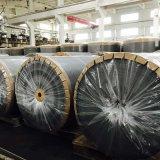 Polyuréthane enduit de tissu de fibre de verre pour le panneau isolant