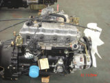 Бензиновый двигатель Nissan