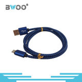 Micro Tipo-c cabo do relâmpago quente colorido da venda de dados do USB