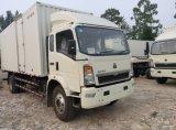 HOWO 4X2 brandnew que congela o caminhão leve (10 toneladas)