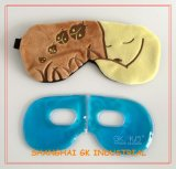 Embroidery Hot and Cold Pack Gel Mask