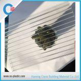 Het transparante Duidelijke Blad van het Polycarbonaat met Hoge PC Sunsheet van de Lichte Transmissie