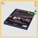 Livro de capa dura impressão a cores livro de capa dura