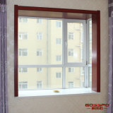 Solid Puerta de madera Talla jamba de la ventana de moldeo (GSP17-004)