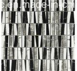 Mosaico especial del mármol del diseño en el azulejo de suelo (FYHF021)