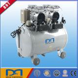 Silent Oil Free Piston Rings Compressor de ar, 3HP Compressor de ar elétrico