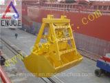 Garra de controle remoto hidráulica para o guindaste da plataforma