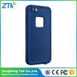 Het waterdichte Mobiele Geval van de Telefoon Lifeproof voor iPhone6s Blauw