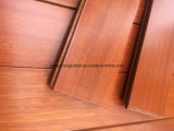 Anti-Scratch Mora sólida de pisos de madera / pisos de madera
