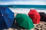 شاطئ قوسيّة [بورتبل] ظلة مظلة خارجيّ