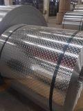 Legierung 1050 Kontrolleur-Platte des Aluminium-1060 3003 für Antislippery verwendete
