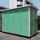 Sous-station plaque en acier inoxydable couleur