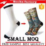 Sublimation-Socken mit Qualität kundenspezifisch anfertigen