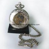 Тон ожерелья карманного вахты повелительниц способа привесной серебряный