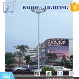 1000W HPS Light para el campo de fútbol 15m de alto poste de mástil