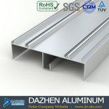 Profil de porte de guichet en aluminium pour le marché philippin