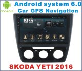 Androide Auto-Stereolithographie des Systems-6.0 für Yeti 2016 mit Auto GPS-Navigation