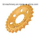 Couronne d'entraînement bon marché d'arrière d'excavatrice des prix de fournisseur d'or de la Chine fabriquée en Chine
