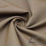Вода & Ветр-Упорной напольной Sportswear ткань 100% Pongee полиэфира жаккарда шотландки диаманта вниз сплетенная курткой Двойн-Striped (53255)