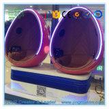 De hoge Bioskoop van Vr van het Ei van de Simulator van de Vrachtwagen van de Winst Mobiele 5D 9d 12D Economische 9d met 9d de Spelen Van uitstekende kwaliteit