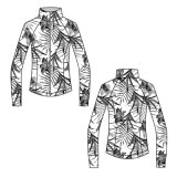 Куртки облегченных женщин Windbreaker спортов весны