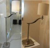 Белая тень ткани B30-618 с освещением типа гостиницы тела крома