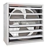Fabricante de China do ventilador de ventilação da exaustão, almofada refrigerando