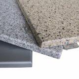 Painel de alumínio do revestimento da fonte PVDF da manufatura para a fachada