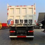 Sino venda quente carbonosa do caminhão de descarga de HOWO 371HP em Tailândia
