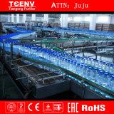 Het spoelen, Filling&Capping mineraliseert de Installatie Cj1122 van het Systeem van de Productie van het Water