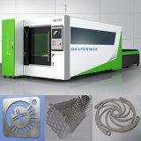 Cortador do laser da fibra do CNC da folha de metal de Raycus Ipg para a venda
